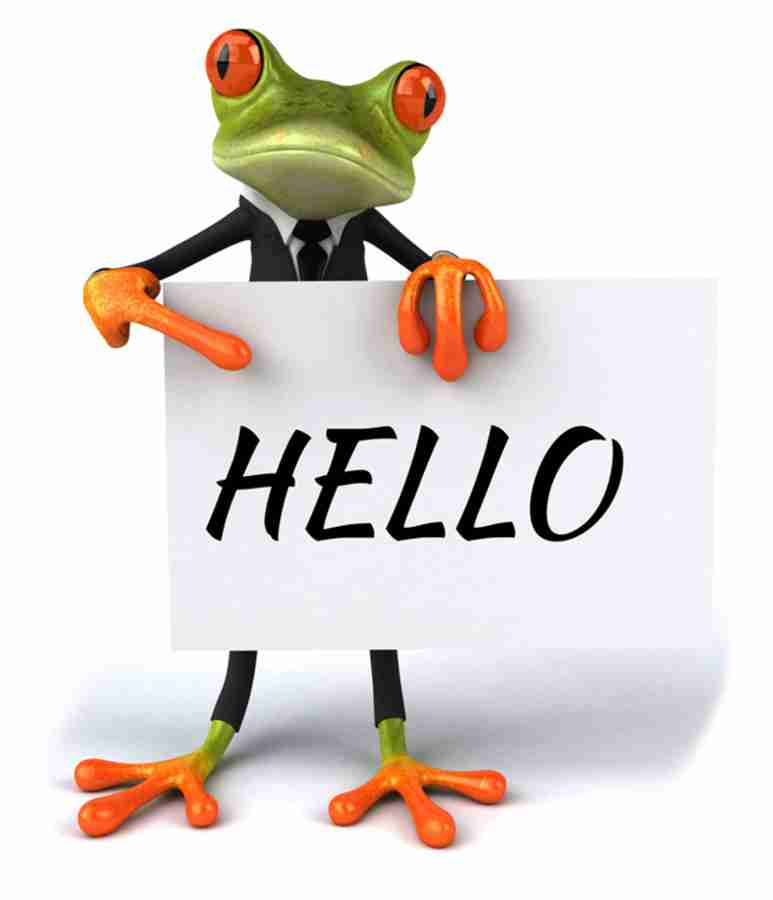 Hello from Blackstone Moss - contact us